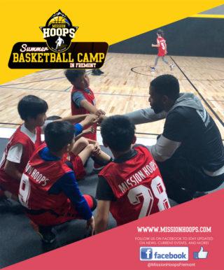 2019 Summer Camp Fremont Basketball Handout